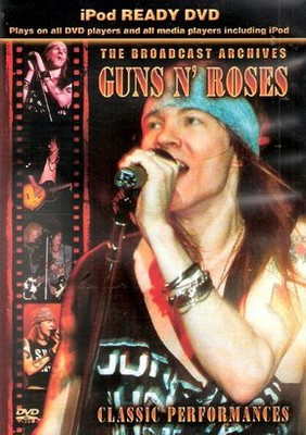 Guns N' Roses - Broadcast Archives [DVD]