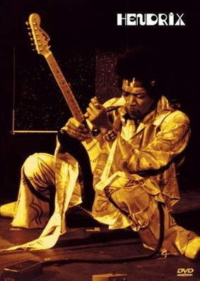 Jimi Hendrix - Band Of Gypsys (Live At Fillmore East) [DVD]