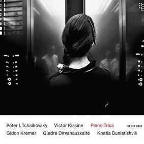 Giedre Dirvanauskaite, Khatia Buniatishvili, Gidon Kremer - Piano Trios