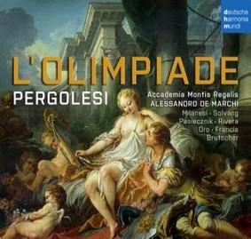 Alessandro De Marchi - Pergolesi: L'olimpiade