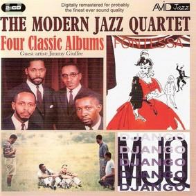 Modern Jazz Quartet - Four Classic Albums: Modern Jazz Quartet