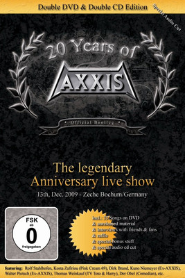 Axxis - 20 Years Of Axxis [DVD]