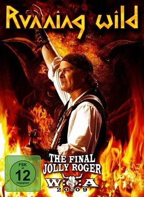 Running Wild - The Final Jolly Roger [DVD]