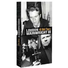 Loudon Wainwright III - 40 Odd Years