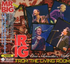 Mr. Big - Live from Living Room