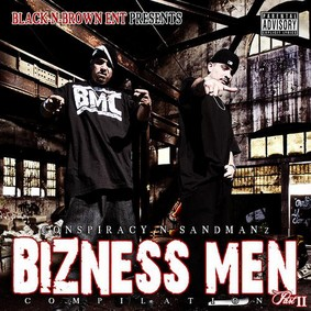 Conspiracy N Sandman - Bizness Men Part II