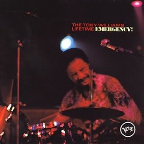 Tony Williams - Emergency