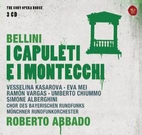 Chor des Bayerischen Rundfunks, Munchner Rundfunkorchester - Bellini: I Capuleti E I Montecchi