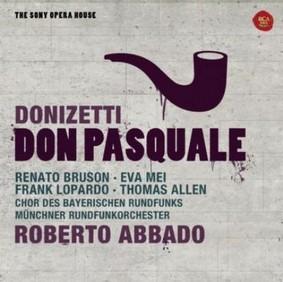 Chor des Bayerischen Rundfunks, Munchner Rundfunkorchester - Donizetti: Don Pasquale