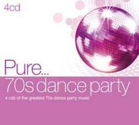 Various Artists - Pure 70's Dance Party