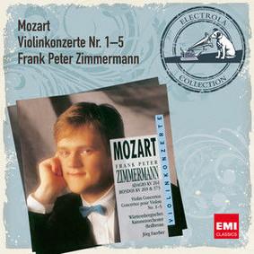 Frank Peter Zimmermann - Violinkonzerte