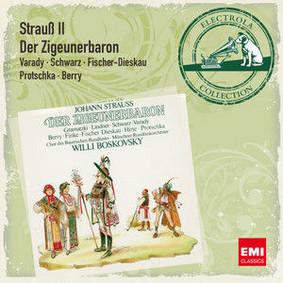 Dietrich Fischer-Dieskau, Julia Varady - Der Zigeunerbaron