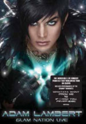 Adam Lambert - Glam Nation Live [Blu-ray]