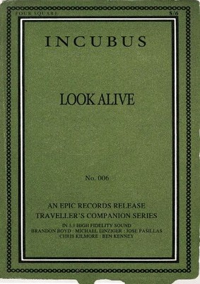 Incubus - Look Alive [DVD]