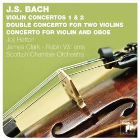 Joji Hattori - Violin Concertos BWV 1041, 1042, 1043, 1060