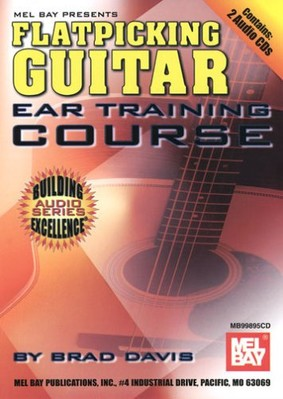 Brad Davis - Flatpicking Guitar Ear Training Course