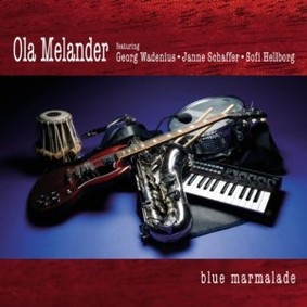 Ola Melander - Blue Marmalade