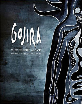 Gojira - The Flesh Alive [DVD]