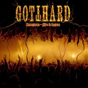 Gotthard - Homegrown: Live In Lugano [Live]