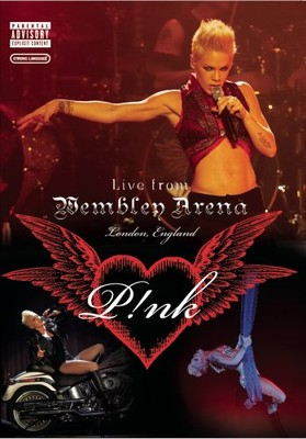 Pink - Live At Wembley Arena [DVD]
