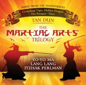 Various Artists - Martial Arts Trilogy