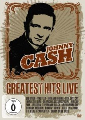 Johnny Cash - Greatest Hits Live [DVD]