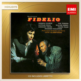 Otto Klemperer - Fidelio (Highlights)