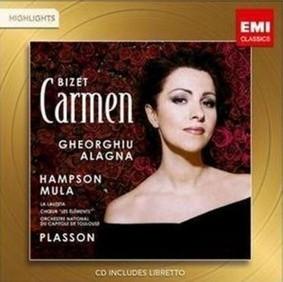 Roberto Alagna, Angela Gheorghiu, Thomas Hampson - Carmen