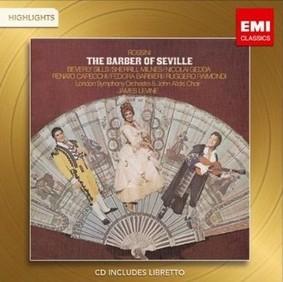 Fedora Barbieri, Nicolai Gedda, The London Symphony Orchestra - Il Barbiere Di Siviglia