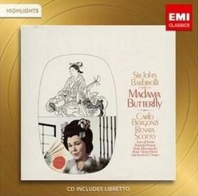 Sir John Barbirolli, Carlo Bergonzi, Paolo Montarsolo - Madama Butterfly (Highlights)