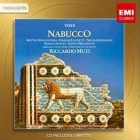 Nicolai Ghiaurov, Matteo Manuguerra, Philharmonia Orchestra - Nabucco (Highlights)
