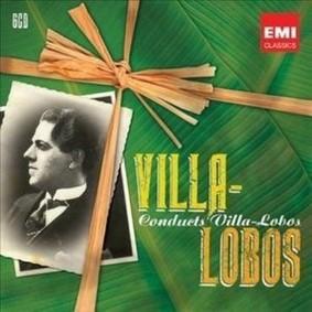 Heitor Villa-Lobos - Villa-lobos Conducts Villa-lobos