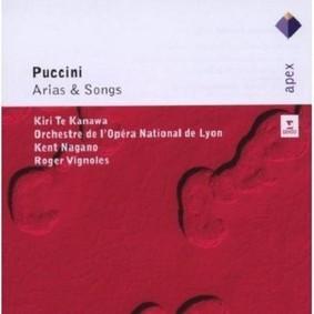 Kiri Te Kanawa, Roger Vignoles - Puccini: Arias & Songs