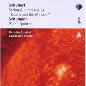 Borodin Quartet, Sviatoslav Richter - Schubert: String Quartet No. 14, Schumann: Piano Quintet