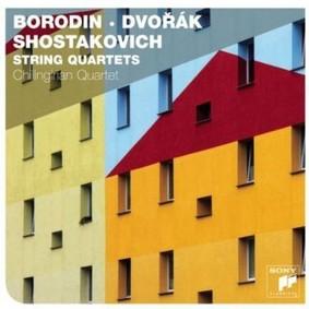 Chilingirian String Quartet - Borodin, Dvorak & Shostakovich: String Quartets