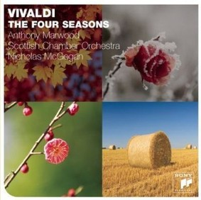 Anthony Marwood, Scottish Chamber Orchestra - Vivaldi: The Four Seasons
