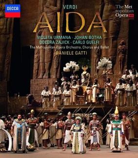 Metropolitan Opera - Verdi: Aida