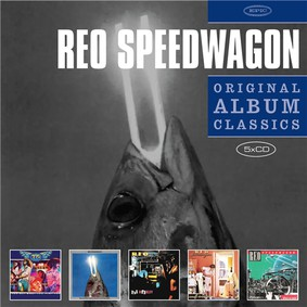 Reo Speedwagon - Original Album Classics