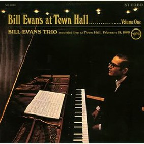 Bill Evans - At Town Hall 1