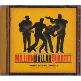 Original Cast Recording - Million Dollar Quartet