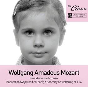 Various Artists - Eine Kleine Nachtmusic, Koncert Podwójny na Flet i Harfę, Koncerty na Waltornię 1 i 4