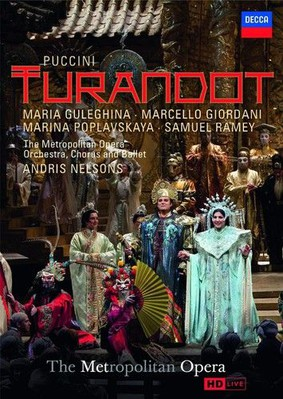 Various Artists - Turandot [DVD]