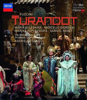 Various Artists - Turandot [Blu-ray]