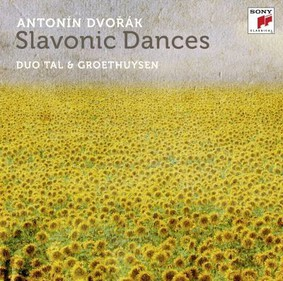 Duo Tal, Groethuysen Andreas - Slavonic Dances