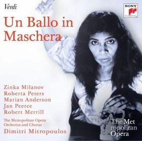 Metropolitan Opera - Un Ballo in Maschera