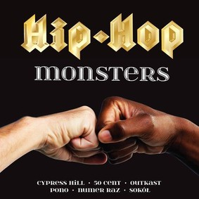 Various Artists - Hip Hop Monsters