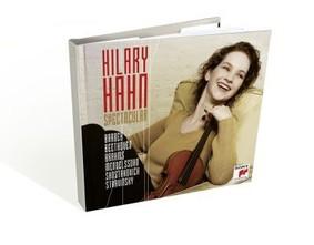 Hilary Hahn - Spectacular