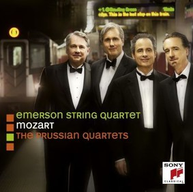 Emerson String Quartet - Prussian Quartets
