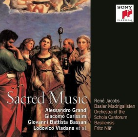 Schola Cantorum Basiliensis - Sacred Music