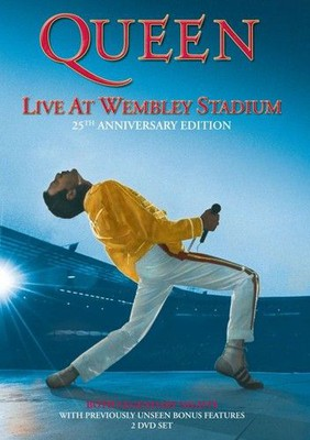 Queen - Live At Wembley Stadium [DVD]